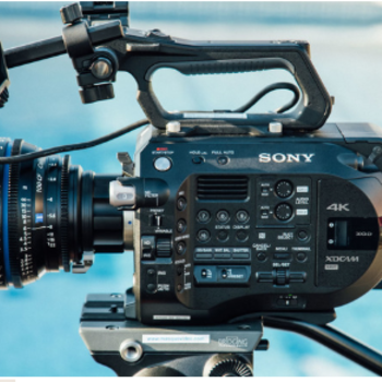 Rent Sony FS7 Package w/ Extension Unit and EF Speedbooster!