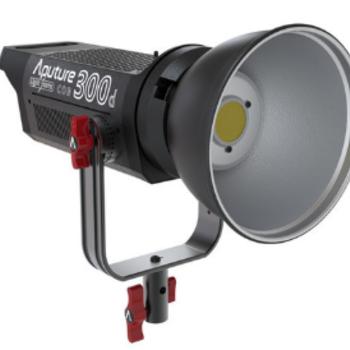 Rent Aputure 300D LED Fresnel! (1 of 2)