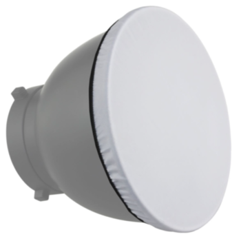 "Rent Hoage 7"" 180mm Soft White Diffuser Sock for Reflector"
