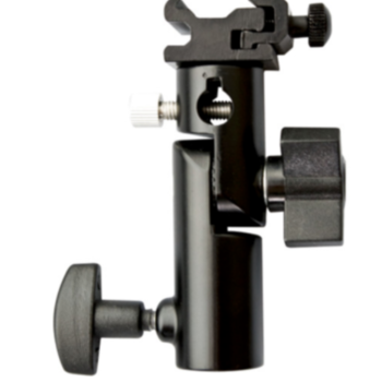 Rent Westcott E-Type Adjustable Shoe Mount Umbrella Bracket