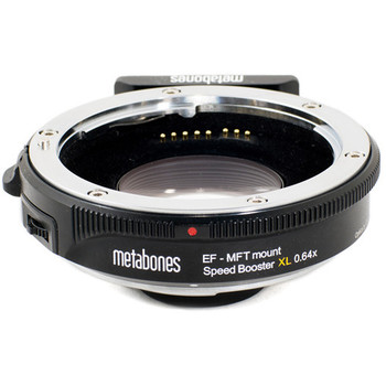Rent Metabones Speedbooster XL 0.64X Canon FF to Micro 4/3 mount