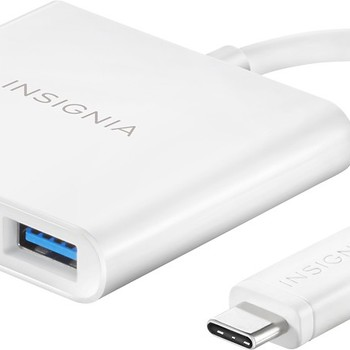 Rent Insignia USB-C to HDMI Multiport Adapter w/ Power Delivery