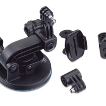Rent GoPro Suction Cup Mount