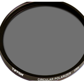 Rent Tiffen 58mm Circular Polarizing Filter