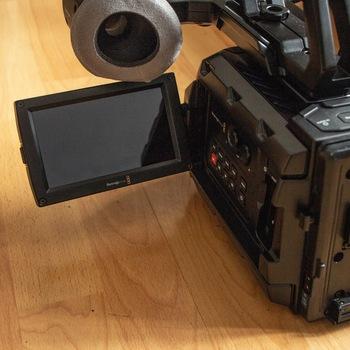 Rent Ursa Mini 4.6K EF Kit with 4 Lens Kit