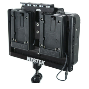 Rent Nebtek Odyssey7 Power Cage for Dual Canon BP900 Batteries