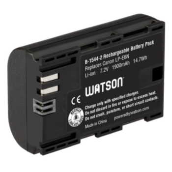 Rent Watson LP-E6N Replacement Battery