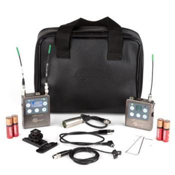 Rent Lectrosonic L-Series kit (LR Receiver/LT Transmitter w/ mic)