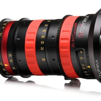 Rent Angenieux Optimo DP 30-80 T2.8 FREE DELIVERY NEW