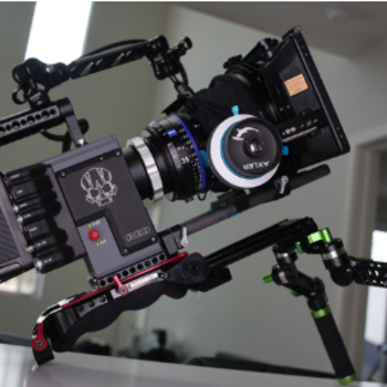 Rent RED Scarlet-W Dragon 5K+RONIN 2 Kit FREE DELIVERY