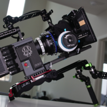 Rent RED Scarlet-W Dragon 5K FREE DELIVERY 2-Day Minimum