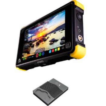 "Rent Atomos Shogun 7"" 4K HDMI & SDI Recorder NEW/FREE DELIVERY"