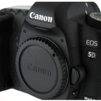 Rent CANON 5D Mark II with 2 free lenses