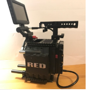 Rent RED Epic M LEICA R package