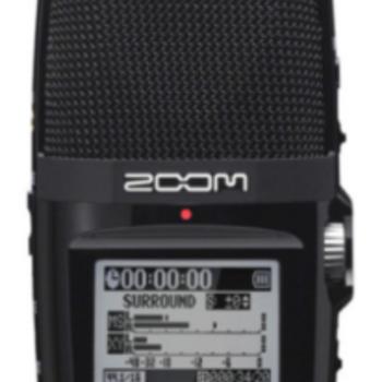 Rent Zoom H2n Recorder