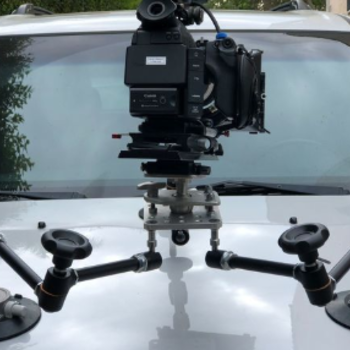 Rent Camera Car Mount Suction cup auto up to 50 lbs +