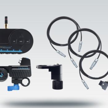 Rent Redrock Micro Follow Focus microRemote Handheld/Gimbal Kit