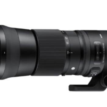 "Rent Sigma 150-600mm f/5-6.3 DG OS HSM ""C"" Lens for Nikon F"