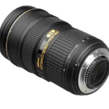 Rent Nikon AF-S FX NIKKOR 24-70mm f/2.8G ED Zoom Lens (FX)