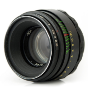 Rent Zenit Helios 44-2 58mm f/2 Prime Lens (Nikon, Canon, Sony)