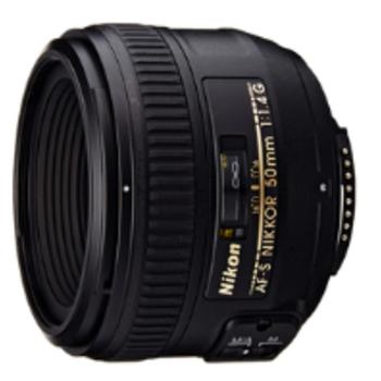 Rent Nikon AF-S NIKKOR 50mm f/1.8G FX/DX prime Lens