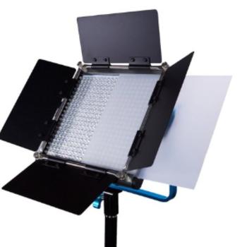 Rent 2x Dracast LED500 Silver Series Bi-Color LED Lights w/Stands