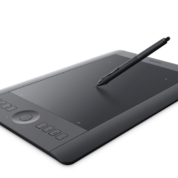 Rent Wacom Intuos Pro Medium Tablet