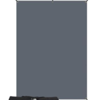 Rent Westcott X-Drop Background Kit (5 x 7', Neutral Gray)