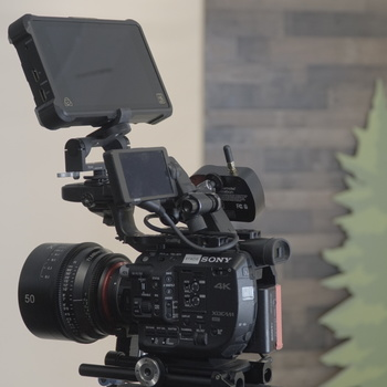 Rent Sony PXW-FS5 with Metabones Adapter