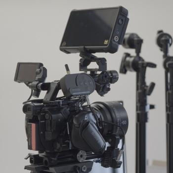 Rent Sony PXW-FS5 with Metabones Adapter