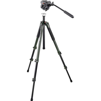 Rent Manfrotto Tripod and fluid head