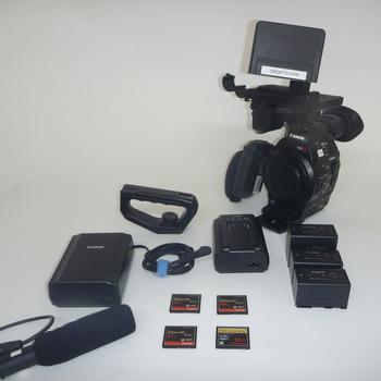 Rent Canon C300 Camera kit
