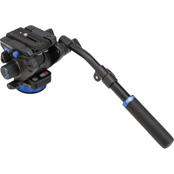 Rent Benro S7 Video Head + manfrotto legs