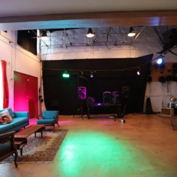 Rent Soundproof Stage for film shooting + Photo Studio