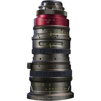 Rent Angenieux EZ-1 30-90mm T2 S35 Lens