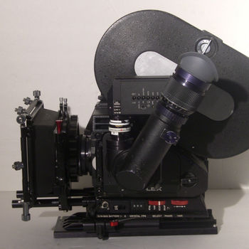 Rent Arriflex 35-III Ready-to-Shoot Camera Package