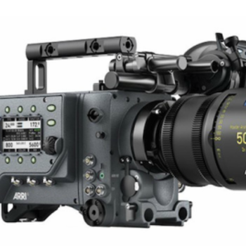 Rent ARRI Alexa SXT Plus Standard Package  w/ SXR Drives