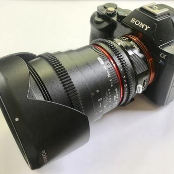 Rent Rokinon 35mm Cine DS Prime Lens, EF