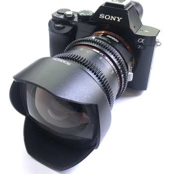 Rent Rokinon 14MM Cine DS Prime Lens, EF Mount