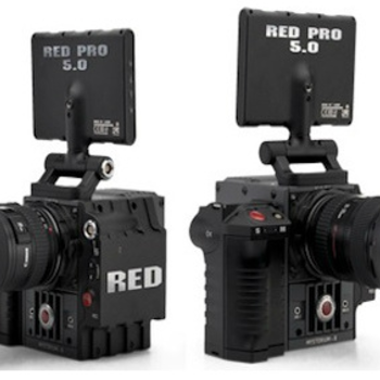 Rent RED Scarlet Body Only