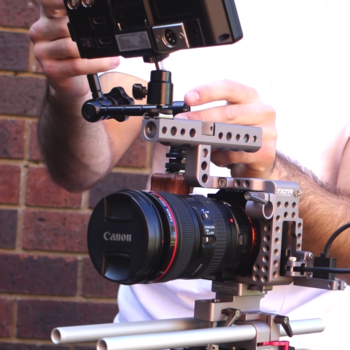 Rent A7S with 4K Atomos Shogun Recorder, Camera Cage, Follow focus