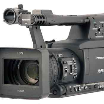 Rent Panasonic HPX-170 Kit (+ P2 Cards and Card Reader)
