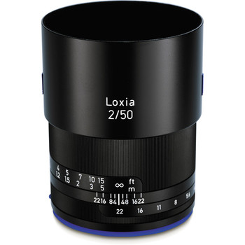 Rent ZEISS Loxia 50mm f/2 Planar T* Lens for Sony E Mount