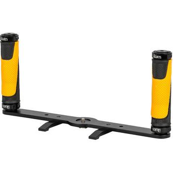 Rent Zhiyun-Tech Crane v2 3-Axis Handheld Gimbal Stabilizer with Ikan Dual Grip