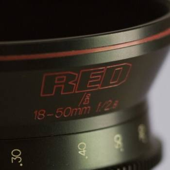 Rent Red Zoom 18-50mm F 2.8 T3