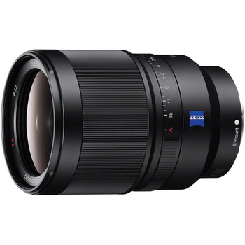 Rent Zeiss 35mm F1.4 for Sony FE Mount - Sharpest prime ive ever used
