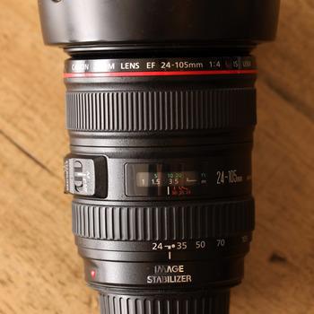 Rent Canon EF 24-105 F/4 L IS USM Lens