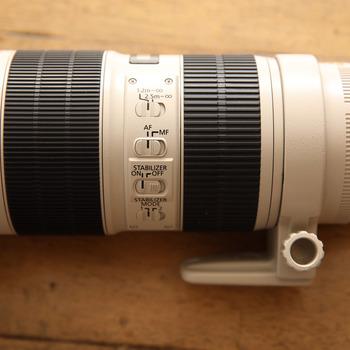 Rent Canon EF 70-200 F/2.8 L IS II USM Lens