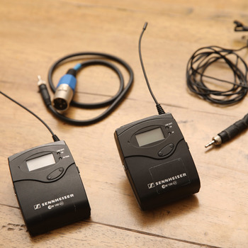 Rent Sennheiser G3 Wireless Lav Mic Kit