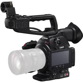 Rent Canon C100 Mark 2 Mk II Kit